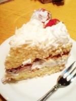 コシ姉さん手作りバースデーケーキ!
