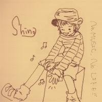 カホンのシナコさんイメージイラスト