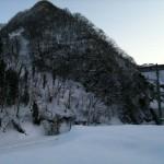 となりの雪山