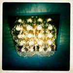 レトロで素敵な照明