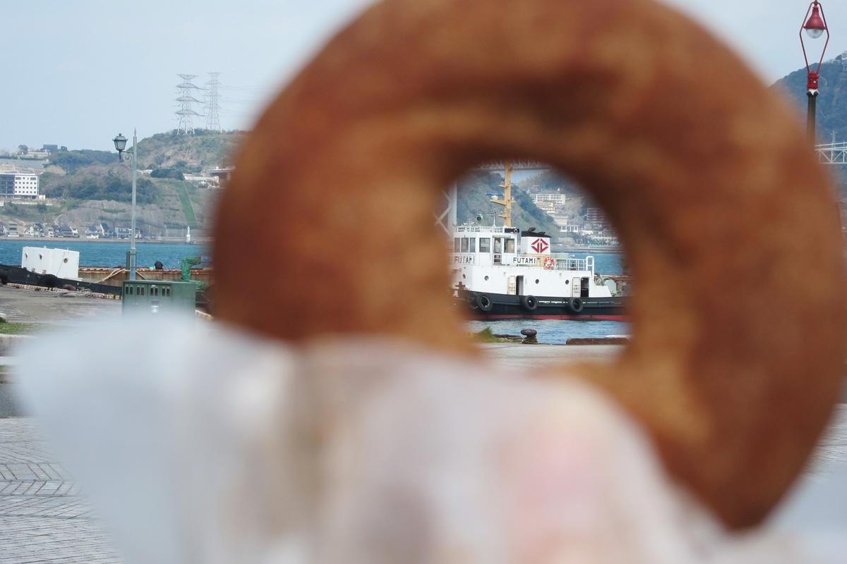 門司港レトロな街あるき♪(カレーとフグと、ドーナツと。)