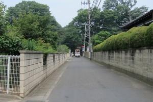 06_前鳥神社が見えて来ました
