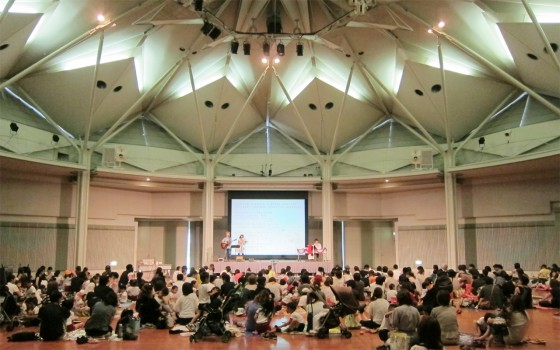 02_ガレリアかめおかコンベンションホール!