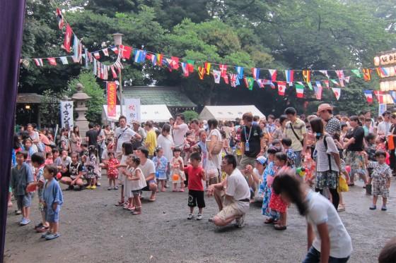 平塚市・前鳥神社こどもまつり20130714-06