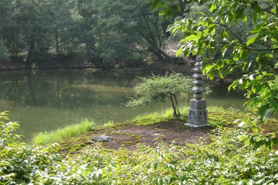 74_白蛇塚と御池も美しい