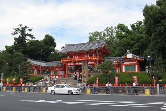 30_定番の八坂神社へ