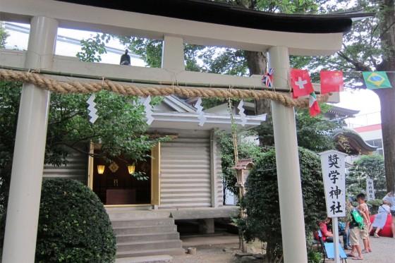 16_菅原道真公を御祭神とする奨学の神社