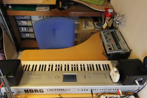 音楽制作スペース