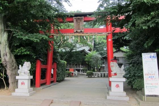 07_前鳥神社に到着~!