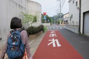 05_東へ歩きます