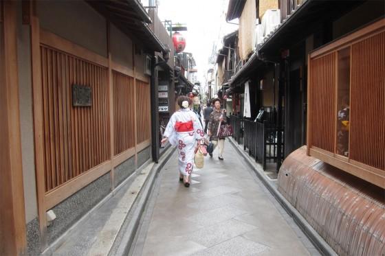 27_先斗町を歩きます