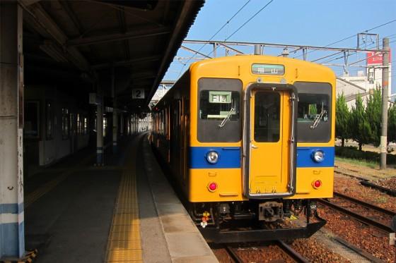 40_福山駅に戻ります