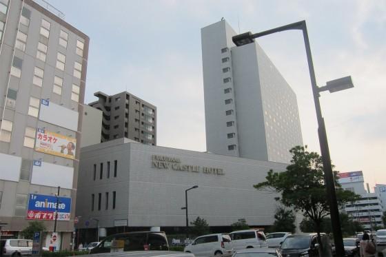 41_福山ニューキャッスルホテルに泊まります