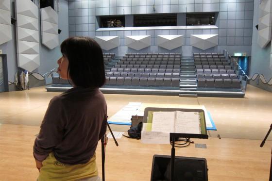09_こんなステキなホールで歌えるなんて感激