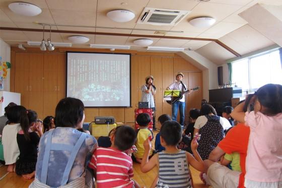 青梅みどり第二保育園20130720-6