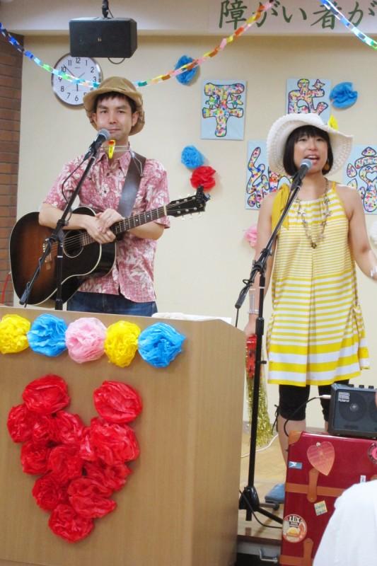 09_あだちの里・希望の苑_納涼祭コンサート