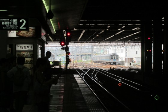 01_相模大野駅で乗り換えて