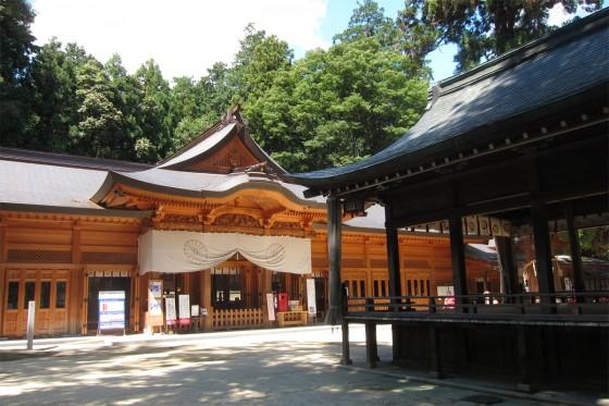 10_穂高神社にお参りします