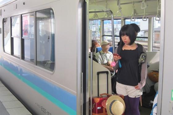 14_篠ノ井線でGO