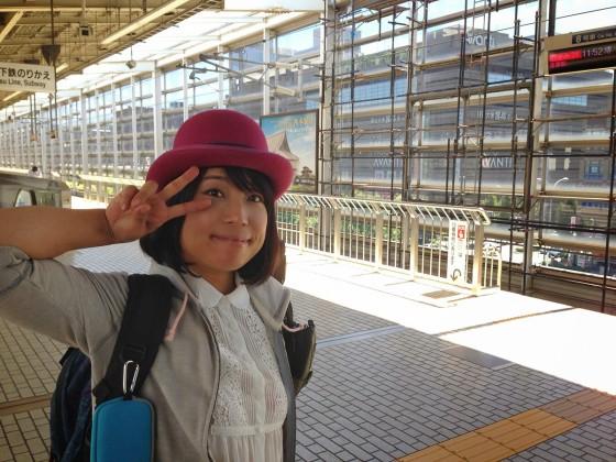 03_京都で乗り換えて滋賀県の大津の方へ戻る感じです