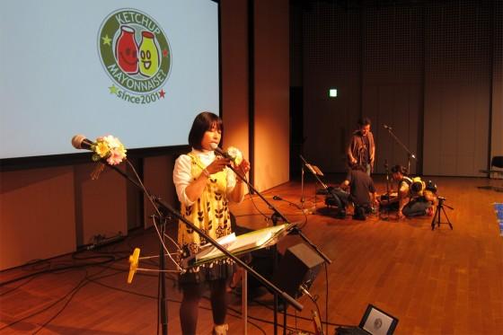 06_ケチャマヨはお花をつけたり・・・大変ウフフ。