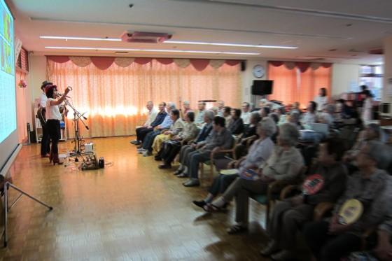 16_滋賀県アクティバ琵琶ケアセンター敬老の日記念