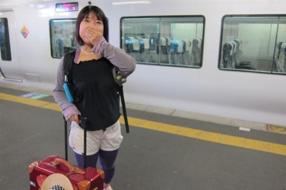 11_松本駅に到着