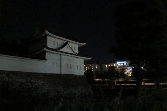 32_二条城近くの京都国際ホテルへ