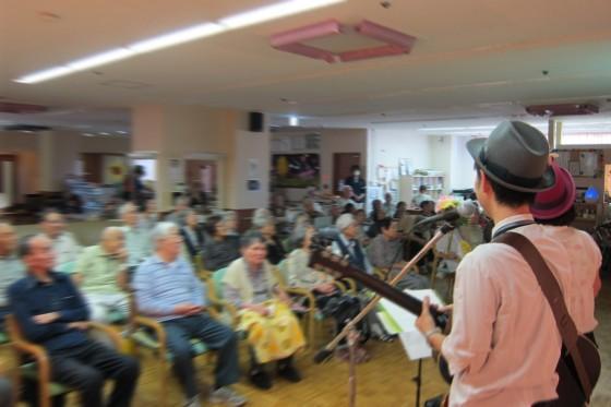 13_滋賀県アクティバ琵琶ケアセンター敬老の日記念