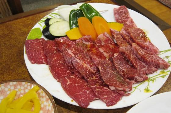 27_近江牛あみ焼と上カルビ
