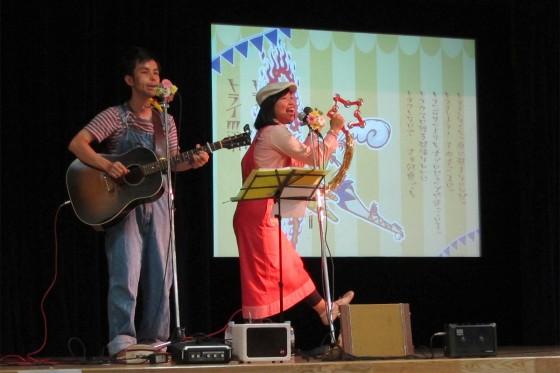阿佐谷東保育園秋祭り12