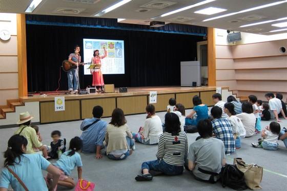 阿佐谷東保育園秋祭り14