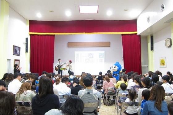 03_東京都板橋区・成増幼稚園コンサート20131015