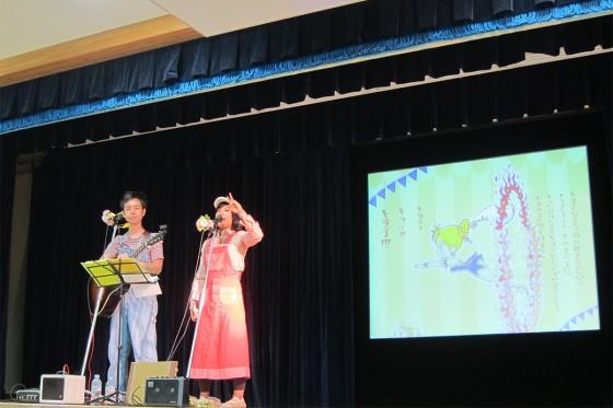 阿佐谷東保育園秋祭り08
