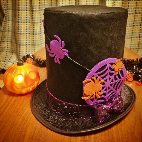 07_本気のハロウィン帽子