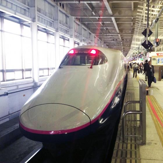03_仙台駅に到着