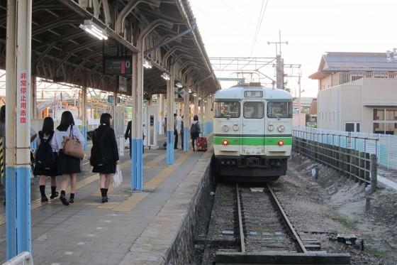 33_新潟駅に戻ります
