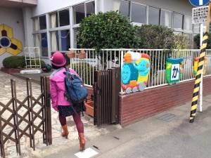08_かばのまち幼稚園に入園するサヤカ