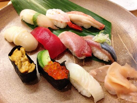 32_駅ナカでお寿司