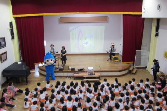 02_東京都板橋区・成増幼稚園コンサート20131015