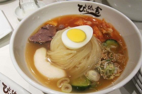 40_ぴょんぴょん舎の冷麺