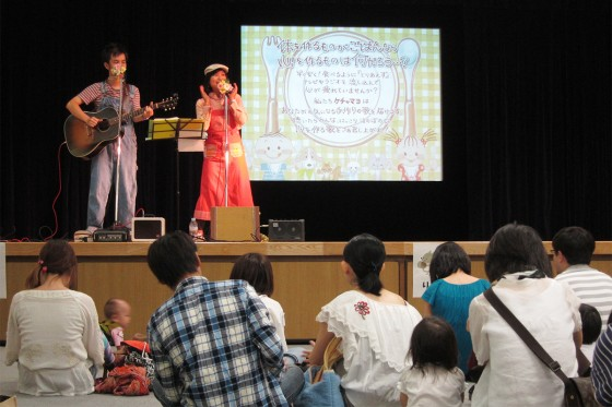 阿佐谷東保育園秋祭り02