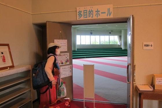 05_米子市児童文化センターの多目的室