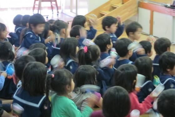 21_福山市・誠和保育園芸術鑑賞会