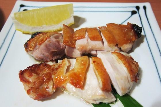 41_比内地鶏の塩焼き