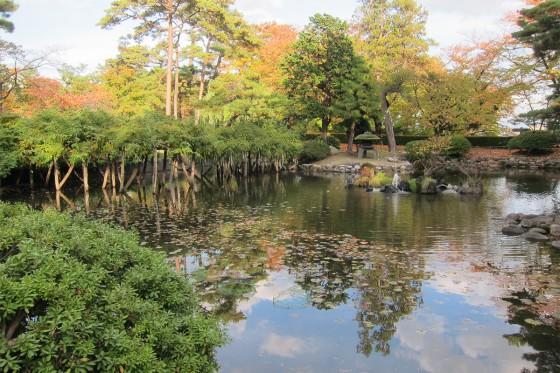 20_池の噴水