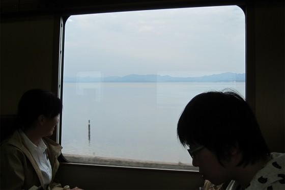 32_宍道湖を眺めながら