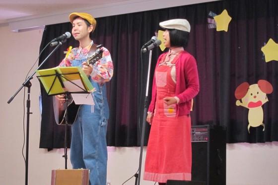 09_ケチャマヨのコンサートが始まりますよ~!