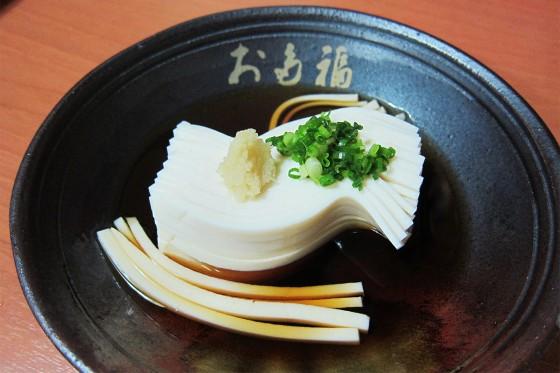 37_秋田「お多福」滝川豆腐