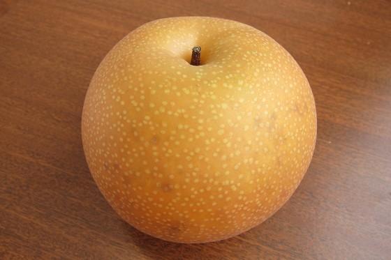 01_朝食は梨